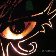 Feuerfaß Auge